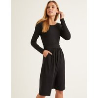 Abigail Jersey Dress Black