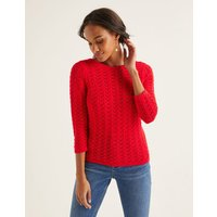 Amelie Jumper Red