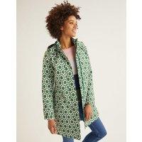 Suki Waterproof Coat Green Women Boden, Green