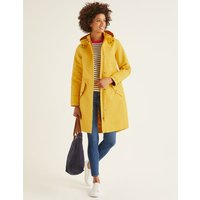 Suki Waterproof Coat Yellow Women Boden, Orange