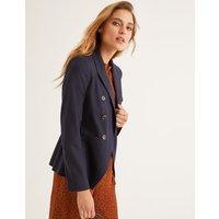 Addlestone Tweed Blazer Navy
