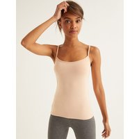 Plain Cami Natural Women Boden, Beige