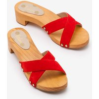 Orella Clogs Red Women Boden, Red