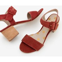 Boden Margot Heeled Sandals Brown Women Boden, Brown
