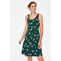 Joanna Ponte Dress Green Women Boden, Green