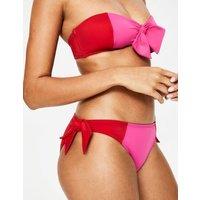 Capri Bikini Bottoms Pink Women Boden, Pink
