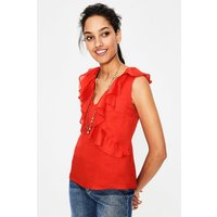 Alicia Top Red Women Boden, Red