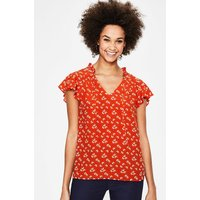Angelica Top Red
