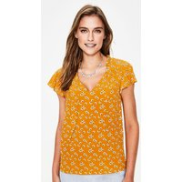 Angelica Top Yellow