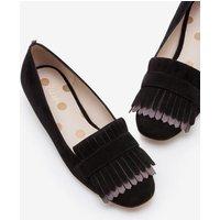 Melody Loafers Black Women Boden, Black