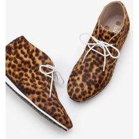 Ashbourne Boots Tan Leopard Women Boden, Tan Leopard