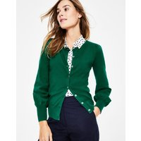 Alice Cardigan Green