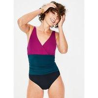 Boden Talamanca Swimsuit Purple Women Boden, Purple
