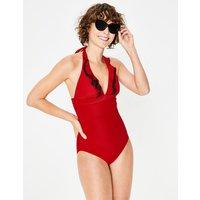 Mykonos Swimsuit Red Women Boden, Red