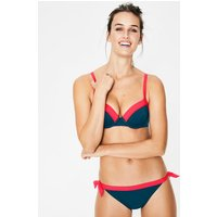 Milos Cup-size Bikini Top Blue Women Boden, Blue