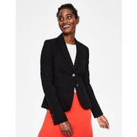 Elizabeth Ponte Blazer Black Women Boden, Black
