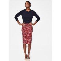Modern Pencil Skirt Red Women Boden, Red