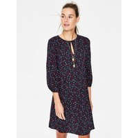 Vanessa Dress Navy Women Boden, Navy