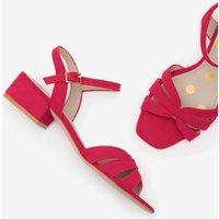Nerissa Sandals Pink Women Boden, Pink