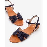 Boden Beatrix Sandals Navy Women Boden, Navy