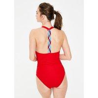 Calasetta Swimsuit Red Women Boden, Red
