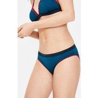 Sicily Bikini Bottoms Navy Women Boden, Navy