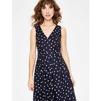Arwen Midi Dress Navy