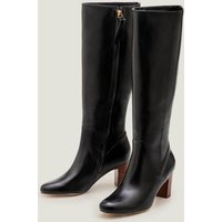 Colbeck Knee High Boots Black Women Boden, Black