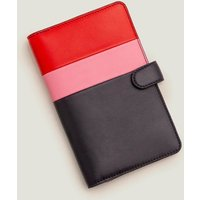 Boden Leather Travel Wallet Red Women Boden, Navy