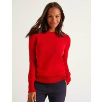 Peggy Jumper Red Women Boden, Red