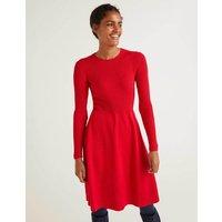 Gemma Dress Red Women Boden, Red