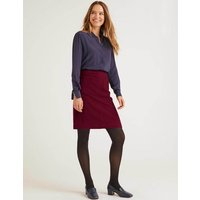 Bay Mini Skirt Purple Women Boden, Purple
