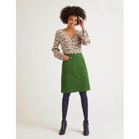 Bay Mini Skirt Green