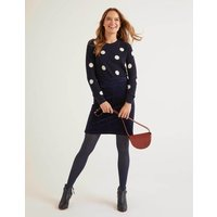 Leonie Cord Mini Skirt Navy Women Boden, Navy