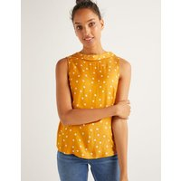 Adriana Top Yellow