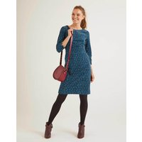 Coraline Dress Blue Women Boden, Red