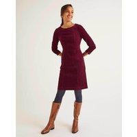 Coraline Dress Purple Women Boden, Purple
