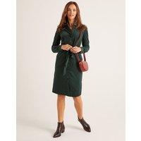 Evelyn Shirt Dress Green Women Boden, Green