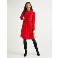 Lucinda Dress Red Women Boden, Red