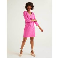 Charlie Jersey Tunic Pink Women Boden, Multicouloured
