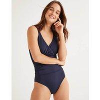 Talamanca Swimsuit Navy Women Boden, Navy