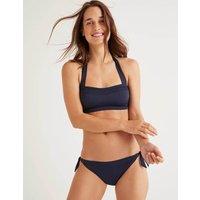 Boden Santorini Bikini Top Navy Women Boden, Navy