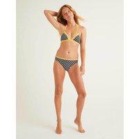 Patmos Bikini Bottoms Navy Women Boden, Navy