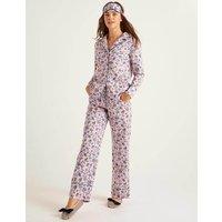 Boden Janie Pyjama Bottoms Pink Women Boden, Pink