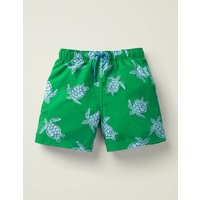 Bathers Green Boys Boden, Green