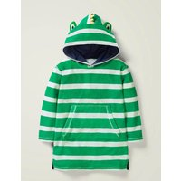 Towelling Throw-on Green Boys Boden, Green