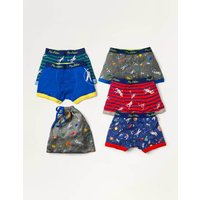 Boxers 5 Pack Multi Space Boden, Multi Space