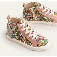High Tops Multi Girls Boden, Multicouloured