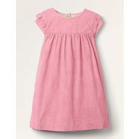 Easy Everyday Dress Pink Girls Boden, Pink