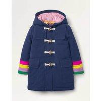 Wool Duffle Coat College Navy Girls Boden, College Navy